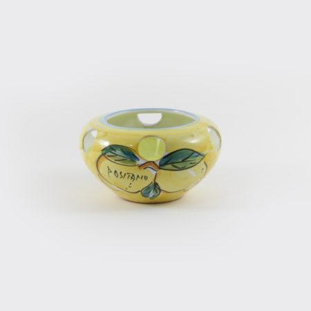 Candela al limone di Positano con coccetto | Sapori e Profumi di Positano
