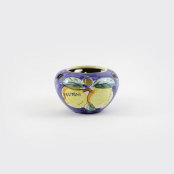 Candela al limone con coccetto | Sapori e Profumi di Positano
