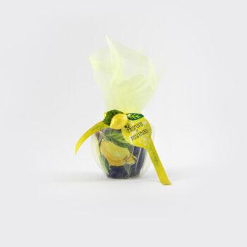 Candela al Limone in Vasetto | Sapori e Profumi di Positano