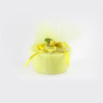Candela al limone box regalo | Sapori e Profumi di Positano
