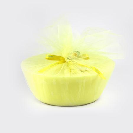 candela al limone per esterno grande