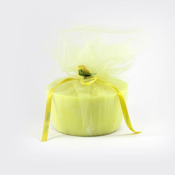 candela al limone per esterno piccola | Sapori e Profumi di Positano