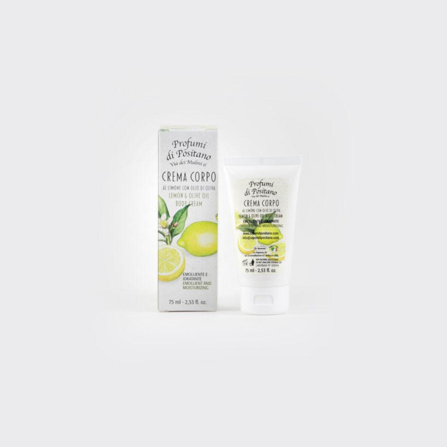 Crema Corpo al Limone | Sapori e Profumi di Positano