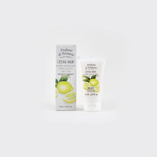 Crema Mani al Limone | Sapori di Positano