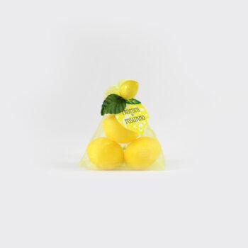 Saponi al Limone in Sacchetto - Sapori e Profumi di Positano