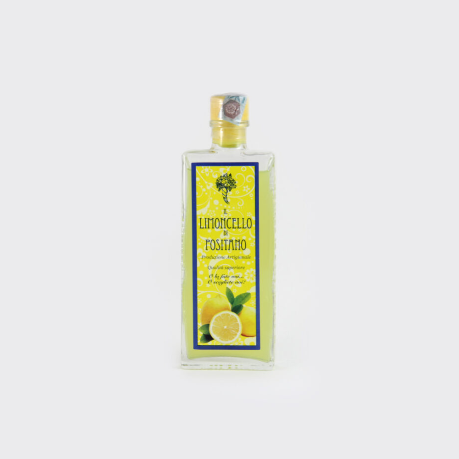 Hancrafted Limoncello