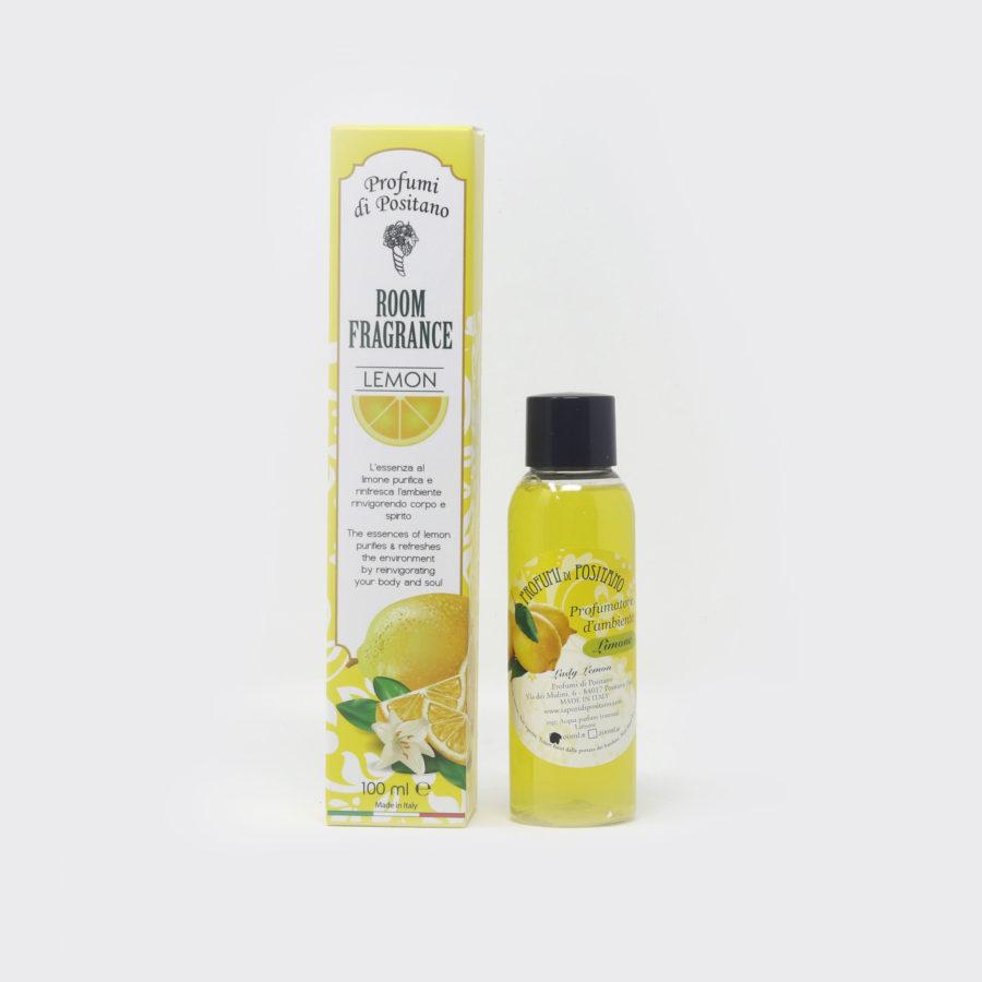 Profumatore ambiente alla fragranza di Limone
