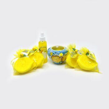 Set Fragranze Casa al profumo di limone | Sapori e Profumi di Positano