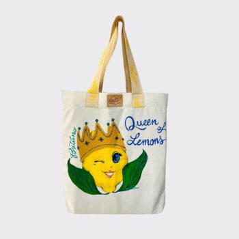 "Borsa ""Queen of Lemons"" | Sapori e Profumi di Positano"