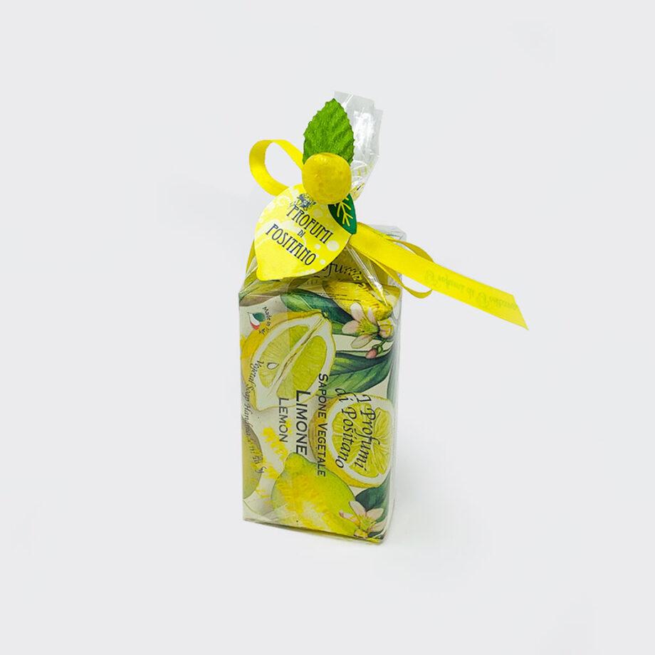 Set bagnodoccia e sapone al limone